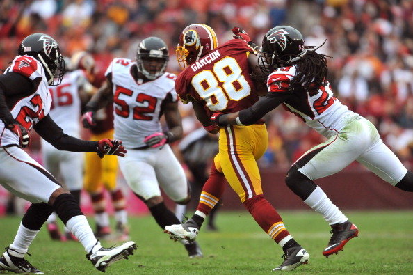 Griffin III Knocked Out; Redskins Fall to Falcons 24-17