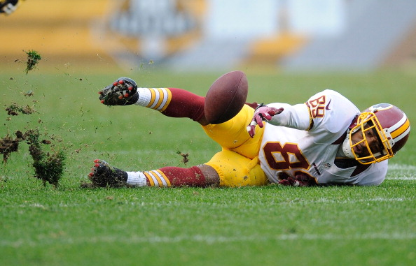 Redskins Drop Chances in Pittsburgh; Lose to Steelers 27-12