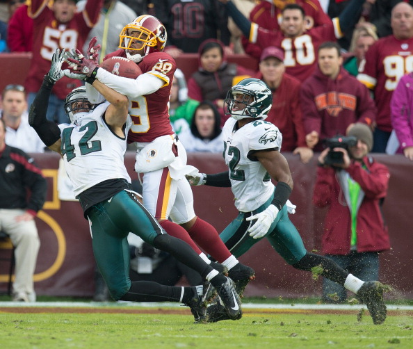 Redskins Get Back to Basics in Win Over Eagles