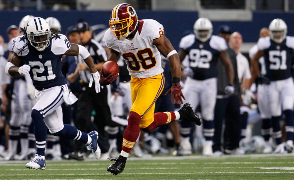 Redskins Rock the Cowboys on Turkey Day 38-31