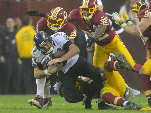 Redskins Rally with Cousins at QB for OT 31-28 Win Over Ravens