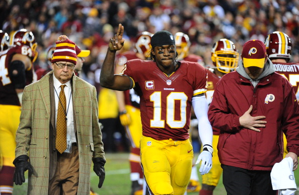 Robert Griffin III Having Surgery Today In Florida