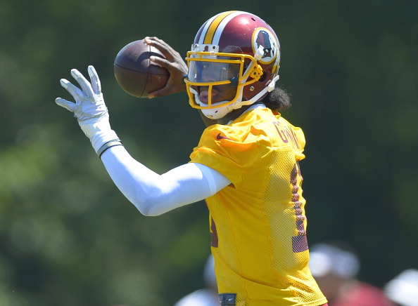 Redskins OTA's