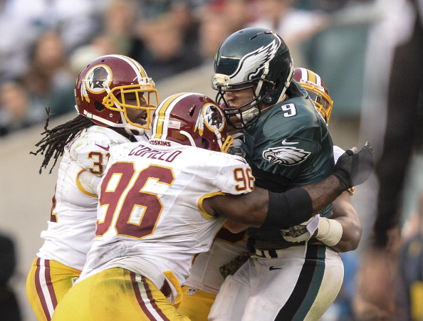 NFL Washington Redskins vs Philadelphia Eagles