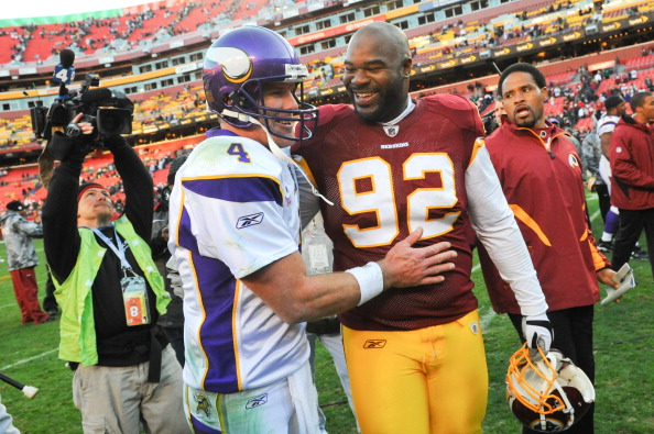 NFL Washington Redskins vs Minnesota Vikings
