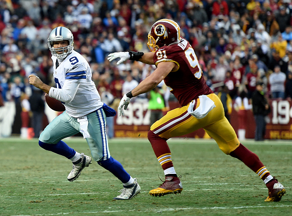 NFL-Dallas Cowboys at Washington Redskins