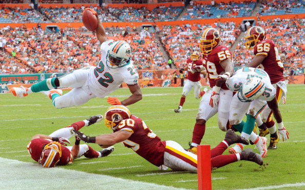 NFL- Washington Redskins @ Miami Dophins