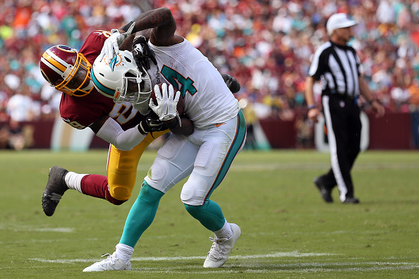 Miami Dolphins v Washington Redskins