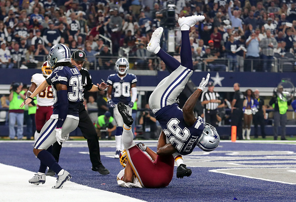 Cowboys Rookies Too Much For Redskins in Thanksgiving 31-26 Setback in Dallas