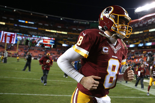 Redskins Place Franchise Tag on QB Kirk Cousins for Second Straight Season