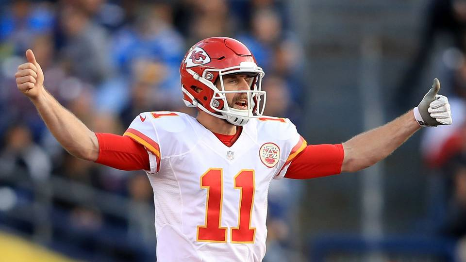 Can Alex Smith Overcome Past Failures and Lead the Redskins to the Promise Land?