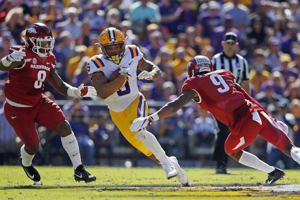Redskins Not Worried About the Rumors Surrounding Draft Pick Derrius Guice