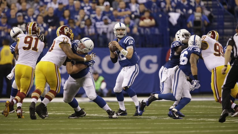 Video: NFL Films Previews the Colts and Redskins Week Two Matchup