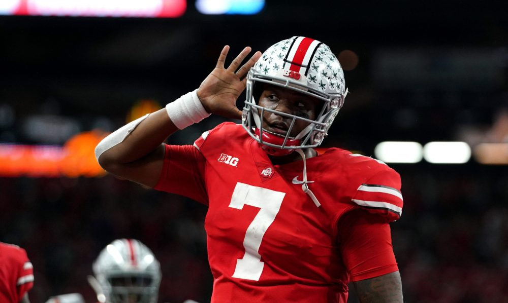new concept 9796d 41606 New Redskins QB Dwayne Haskins Gets Blessing From Joe ...