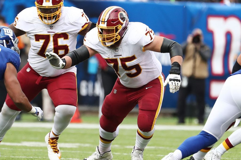 Washington Guard Brandon Scherff Says He Wants to Retire with the Franchise